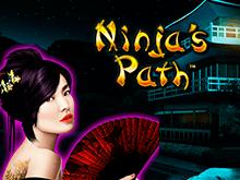 Путь Ниндзя – игровой аппарат Вулкан